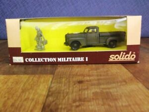 Solido Collection Militaire I  # 6040 Dodge Pick-Up