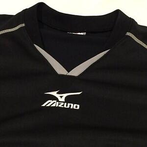 Mizuno Long Sleeve Activewear Pullover Light Jumper Ventilation L