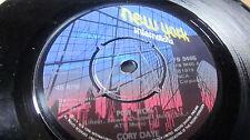 """Cory Daye – Pow Wow 7"""" Promo/demo Reino Unido problema Sandy Linzer Disco Boogie 1979 ex"""