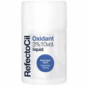 Refectocil Oxidant 3% 10vol Developer Liquid Professional for Eyebrow Tint 100ml