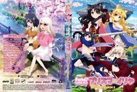 Fate/kaleid liner Prisma Illya (Season 1 2 3) ~ All Region ~ English Version ~