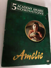 Amelie 5 Academy Awards Nominations 2 Dvd Set