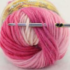 Sale 1Skeinx50gr Chunky Colorful Hand Knitting Wool Wrap Shawls Crochet Yarn 09