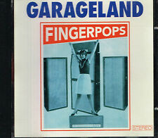 CD maxi: Garageland: fingerpops. flying nun
