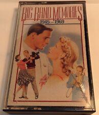 BIG BAND MERORIES 1945-1969 Tape Cassette #4 BMG Music USA 1991 Reader's Digest