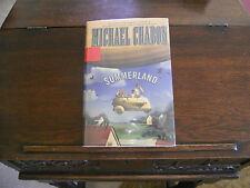 SUMMERLAND by Michael Chabon, 1st ed/1st printing (2002, HCDJ)