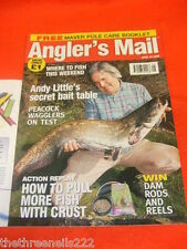 ANGLERS MAIL - PEACOCK WAGGLERS - APRIL 22 2000