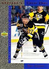 1993-94 Upper Deck Wayne Gretzky Great Ones #6 Paul Coffey, Wayne Gretzky