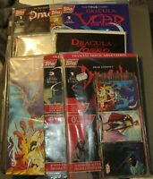 ***AWESOME**DRACULA/VLAD TOPPS MULTI-LOTS**MANY VF+/NM-**SEE PHOTOS**AWESOME***