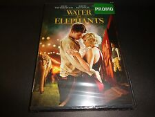WATER FOR ELEPHANTS-ROB PATTINSON falls for circus performer REESE WITHERSPOON