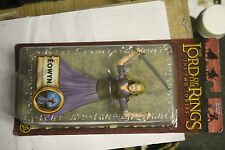 LORD OF THE RINGS. THE TWO TOWERS. EOWYN ACTION FIGURE. W/ SWORD. NEW ON CARD