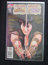 Marriage of Hercules and Xena 1 Dynamic Forces Signed Alex Ross NM Cond COA