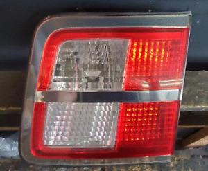 2007 - 2010 Saturn Outlook Hatch Tail Light Inner Passenger Right Side OEM
