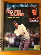 Sports Illustrated June 24, 1985 U.S. Open Champ Andy North NO LABEL