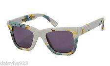 RODARTE+OPENING CEREMONY woman'S sunglasses FLORAL CLOTH DARK GRAY LENS GREEN