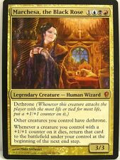 Magic Conspiracy - 1x marchesa, The Black Rose-Mythic