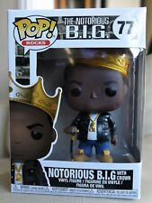 Funko Pop - Notorious Big (with crown) # 77 - Neuf
