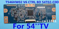 AUO T-Con Board T546HW02 V0 CTRL BD 54T02-C03 For 54'' TV Samsung T546HW02