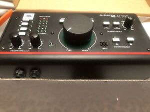 JBL M-Patch Active-1 USB Interface & Precision Studio Monitor Controller
