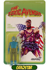 TOXIC Avenger Film VARIANTE-SUPER 7 Action Figure