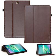 """cuero Cover F. GALAXY TAB S2 9.7"""" sm-t810 t813 T815 t819 Bolsa iPad Funda"""