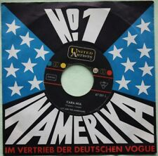 """Jay And The Americans*  – Cara Mia   >7"""" Vinyl Single 1965"""