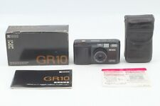 [EXC+++++] Ricoh GR10 28mm F2.8 Point & Shoot 35mm Film Camera from Japan