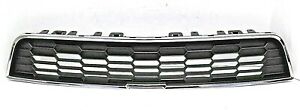 2012-2016 CHEVROLET SONIC FRONT UPPER GRILLE W/ CHROME SURROUND OEM# 95215845