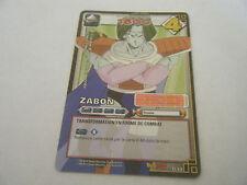 Zabon - D-59 - Carte Dragon Ball Z Série 5