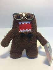 DOMO KUN PLUSH LIMITED EDITION NERD GEEK WITH TAGS 7 INCH