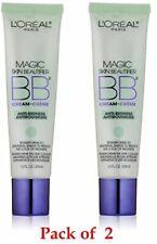 2pcs Loreal Magic Skin Beautifier Bb Cream, Anti-redness, 1 fl oz Two Pk