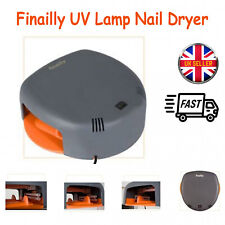 UV Light Lamp Nail Dryer Professional Two-hand UV Lamp Nail Curing Manicure Art