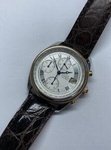 Girard Perregaux Chronograph Watch GP 4900 Ref 4910
