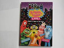 Yo Gabba Gabba: Live - Theres a Party in My City (DVD, 2012)