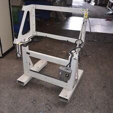 Ergo Station Adjustable Height Electric actuated console work station table desk