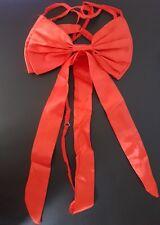 Sexy Rot Red Dessous erotisches Body Reizwäsche Geschenk schleife Unterwäsche