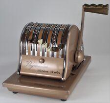 Vintage Paymaster Ribbon Writer - Series 8000 - Works Well, Still Prints!