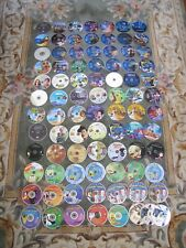 Big Lot of 85 Disney & Other Children Cartoon Blu-rays and Dvds