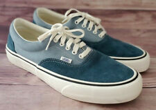 Vans Mens Sneakers Size 10.5 Era Ultra Cush Suede Blue