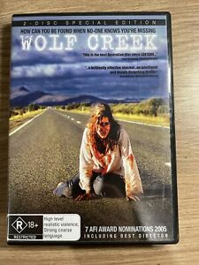 WOLF CREEK 2 Disc Special Edition