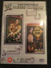 WWE Tagged Classics - In Your House 23 & 24 DVD WWF RARE