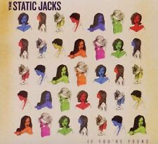 The Static Jacks - If You're Young  NEW&SEALED  CARDBOARD CASE