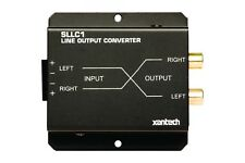 Xantech SSLC1 Speaker Level To Line Converter