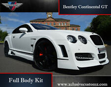 Bentley Continental GT Xclusive Full Body Kit