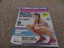 March Runners World Health & Fitness Magazines
