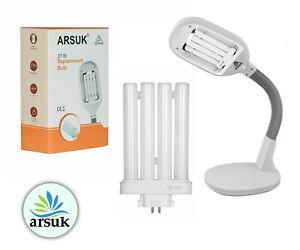 Desk Lamp Table Office Reading Bedside Light Natural Daylight Energy Saving 230V