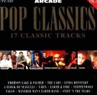 Pop Classics 1 (Arcade, 1992) Human League, Falco, Steve Miller, Genesis,.. [CD]