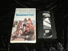Wonderland Cove (VHS, 1986) OOP 1st Prism 1978 Clu Gulager TV Movie *NOT ON DVD*