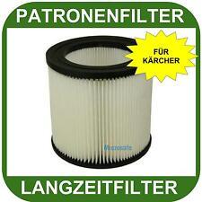 Patronenfilter zu KÄRCHER A 2101 Te K 2301 SE 4001 4002 wie original 6.414-552.0