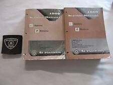 1997 OLDSMOBILE AURORA / BUICK RIVIERA 2 VOLUME SERVICE REPAIR MANUAL SET